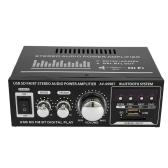Amplificador de potencia estéreo audio de la CA 220V / DC12V HIFI para el coche y el hogar