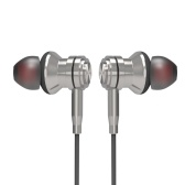 Crownsonic MF-OK206L 3.5mm Dynamic Headphones Sport Headset DSP Noise Cancellation with Mic Sweatproof with Magnetic HiFi Headphone