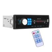 SWM-8013 voiture BT lecteur de musique MP3 Kit de voiture mains libres lecteur Audio Portable Radio FM Support U disque / carte TF / AUX IN