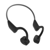 J10 Bone Conduction Headphones Bluetooth 5.0 Headset Wireless Waterproof Outdoor Sports 8GB MP3 Player Hands-free Open-Ear with Microphone