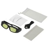 Gonbes G05-A 3D Active Shutter Glasses lunettes 3D TV IR & Bluetooth