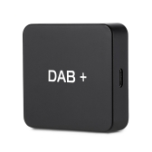 DAB 004 DAB + Box Sintonizador De Antena De Rádio Digital FM Transmissão USB Alimentado por Rádio Do Carro Android 5.1 e Acima (Apenas para Países que têm Sinal DAB)