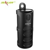 ZEALOT S8 Bluetooth Speaker Subwoofer Sem Fio 3D Speaker Estéreo Portátil Capa de Controle de Toque AUX IN TF Cartão de Reprodução Handsfree com Microfone