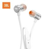 JBL T290 3,5 mm filaire écouteurs intra-auriculaires argent