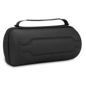 Bolsa de armazenamento BUBM caso protetor para Bose SoundLink Revolve / Revolve + alto-falante Bluetooth organizador de acessórios portáteis preto