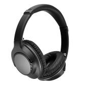 JH-803 BT 4.2 Casque Sans Fil Stéréo Muisc Écouteur Pliable Sur Oreillette 3.5mm AUX En Mains Libres w / Microphone