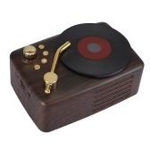 Tragbare Bluetooth 5.0-Lautsprecher Stereo-Soundbox Drahtlose Mini-Lautsprecher Unterstützt TF-Karte U Disk Aux-In für Zuhause im Freien Reisen