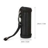 Schutzhülle Kompatibel mit JBL Flip 4 Wasserdichte, tragbare PU-Tragetasche Hohle, harte Tasche Reisetasche