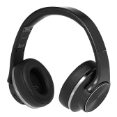 SODO MH5 2 in 1 BT Headphones with Microphone Black