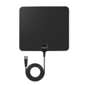 WAAO TV Antenna Indoor HD Digital TV Antenna with 50 Miles Long Range