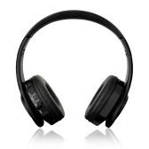 Lecteur MP3 sans fil pliable BT Over Ear Headset