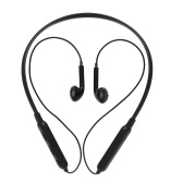 BY76 Wireless Bluetooth Headphones Sports Earphones Headset Neck-strap Outdoors Earphones Bluetooth 5.0 Hands-free Call With Mic