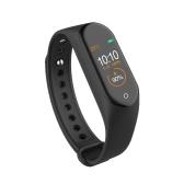 M4 Intelligence Wristband Heart Rate Blood Pressure Monitor Wristbands Pedometer Sports Bracelet Waterproof Fitness Band