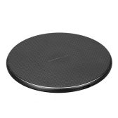5/7.5/10W Wireless Charger Aluminium Alloy Fast Charging Pad