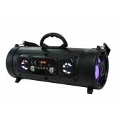 M17 Беспроводной BT Динамик Shock Bass Открытый Мощный Многофункциональный HiFi Стереодинамики Портативный Soundbox