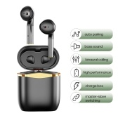 Wirelessly Earbuds BT5.0 Headphones Headset with Charge Case