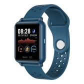 P8 Fitness Watch Intelligent 1.3in Color Screen All Touching Sport Fitness Tracker Waterproof Heart Rate Monitoring Watch