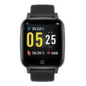 T1S Fitnessuhr 1,3 Zoll Farbbildschirm Sport Intelligent Fitness Tracker IP67 Wasserdichte Herzfrequenz Schlafqualität Temperaturüberwachung Armbanduhr