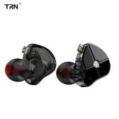 TRN ST1 1DD 1BA Hybrid In Ear Earphone without