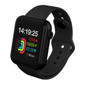 V6 Intelligent Bracelet Color Screen Sport Tracker (Black)