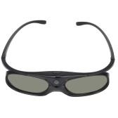 3D-очки DLP Link Очки для проектора с активным затвором, перезаряжаемые для всех 3D-проекторов DLP-Link, совместимых с Optoma Acer BenQ ViewSonic Sharp Dell