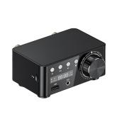 Многофункциональный цифровой мини-аудио усилитель мощности BT, портативный усилитель звука, динамик для автомобиля и дома