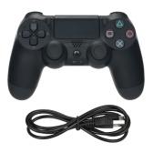 3.5mmオーディオポートを備えたワイヤレスBluetoothPS4ゲームパッドジョイスティックゲームコントローラー