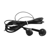 U88 Universal Wired Control Earphone Fashion Pure Color 3.5mm Plug Headphone with Microphone