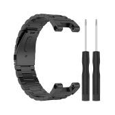 Pulseira de relógio de aço inoxidável compatível com Huami Amazfit T-Rex T-Rex Pro Pulseira de substituição para pulseiras de metal Huami Series
