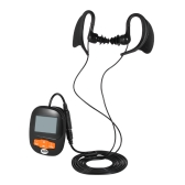 Reproductor de MP3 impermeable de 8GB IPX8 para nadar bajo el agua