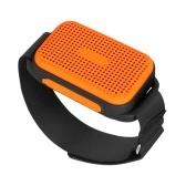 U6 Subwoofer Portable Sport BT Wrist Speaker TF Card IPX4 Waterproof Music Player