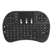 2.4GHz Wireless QWERTY Keyboard Black