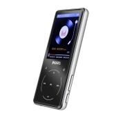 RUIZU D16 HiFi-MP3-Player 8G / 16G Speicher 2,4 Zoll HD-Farbbildschirm Touch-Taste FM-Radio E-Book-Uhr Video BT MP3-Musik-Player