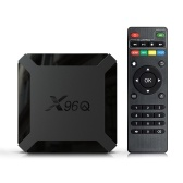 X96Q TV Box Android 10.0 Allwinner H313 Quad Core ARM Cortex A53 TV Set Top Box Support 4K 3D Media Player