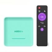 A95X R5 Caixa de TV inteligente Android 10.0 UHD 4K Media Player RK3318 4GB / 128GB 2.4G / 5G WiFi de banda dupla WiFi BT4.0 100M LAN Display digital