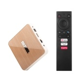 MECOOL KM6 DELUXE Smart Android 10.0 TV Box UHD 4K Media Player