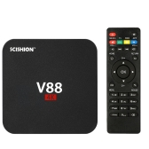 V88 Smart Android 6.0 TV Box KODI 16.1 RK3229 1G / 8G