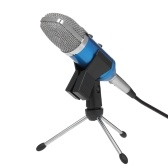 Профессиональная конденсаторная микрофонная студийная звукозапись с функцией реверберации с эхо-функцией с анти-ветровым покрытием