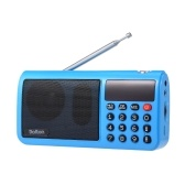 Rolton T50 FM+MW+SW 3-Band Digital Radio