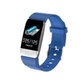 Smart Bracelet Thermometer Körpertemperaturmessung Gesundheit Schlafmonitor Blutdruck Herzfrequenz Smart Band Uhr Wasserdichter Fitness Tracker