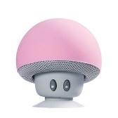 Suporte para Celular Mini Cogumelo BT V4.1 Speaker