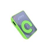 Мини-зеркальный клип MP3-плеер Портативный модный спортивный USB-цифровой музыкальный плеер Micro SD TF Card Media Player