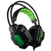 OVANN X90-C Casque 3.5mm + USB Vibration Gaming Headset