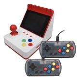 Retro Miniatur Arcade-Spielkonsole Integrierte 360 Classic-Spiele