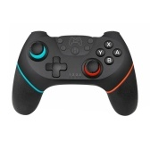Wireless BT Gamepad Game Joystick Controller with 6-Axis Handle Compatible with Switch Pro Gamepad Switch Console