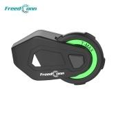 FreedConn T-MAX Motorcycle Helmet Headset Bluetooth 5.0 Motorcycle Headphones