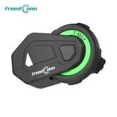 FreedConn T-MAX Motorradhelm Headset Bluetooth 5.0 Motorradkopfhörer