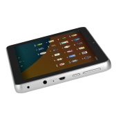 D07 DLP Projector 16GB Tablet PC Android WiFi Projector 2000:1 Contrast Ratio 8 Inches Touch Screen 3600mAh Battery Multimedia Player for Home Theater Outdoor Use US Plug