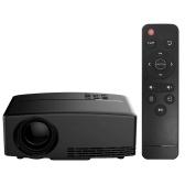 Projector LED gp80 1080P 1800 Lumens 800 * 480 Pixel 2200: 1 Relação de Contraste EUA plug