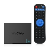 Wechip V7 Smart Android Caixa de TV 7.1 Amlogic S912 3GB / 32GB